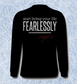 Live Fearlessly Long-Sleeve Shirt
